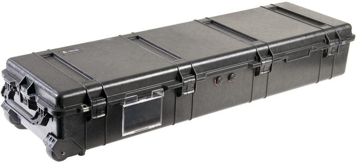Pelican 1770 Black Weapons Case with Foam