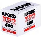 Ilford XP2 Super 400 ISO (C41) 35mm 36 Exposure - Black & White Negative Film