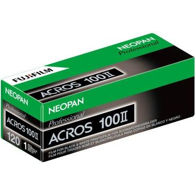 FujiFilm Neopan Acros 100II EC 120 Roll - Black & White Negative Film