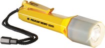 Pelican Nemo Yellow LED Torch - Carded