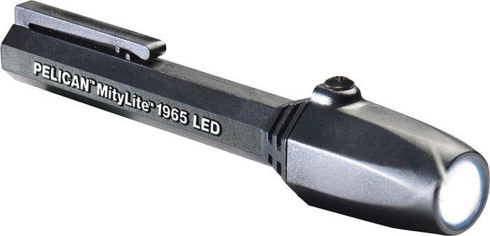 Pelican MityLite Black LED Torch