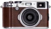 FujiFilm X100F Brown Digital Compact Camera