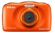 Nikon Coolpix W150 Orange Digital Compact Camera