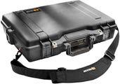 Pelican 1495 Black Deluxe Computer Case
