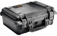 Pelican 1450 Black Case with Foam