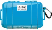 Pelican 1040 Micro Case - Blue with Black Liner