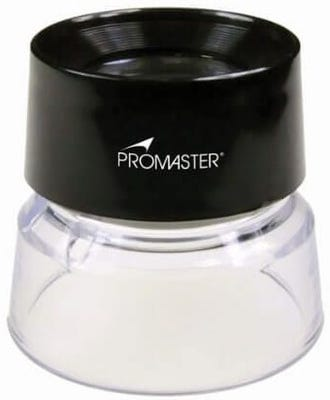 ProMaster 10X Dome Loupe Magnifier