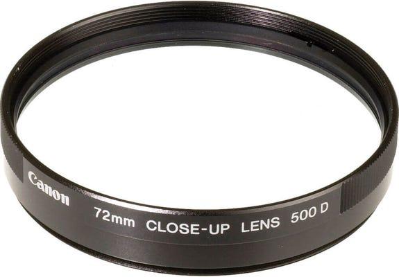 Canon CU72500D Close-Up Lens