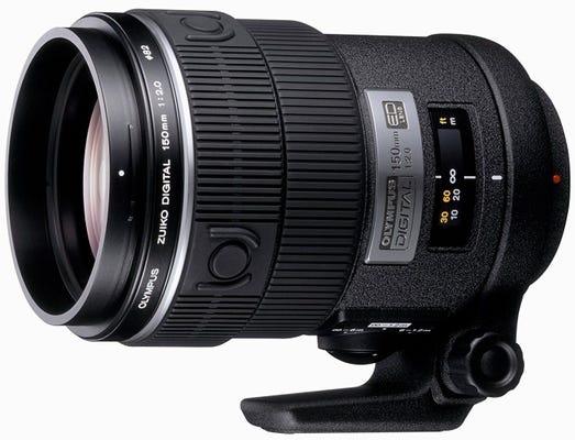 Olympus 150mm f/2.0 ED Telephoto 4/3rd Lens