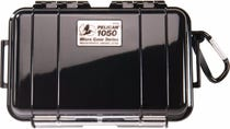 Pelican 1050 Micro Black Case with Black Liner