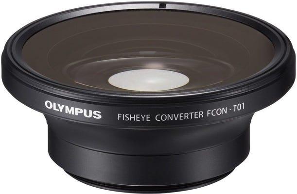 Olympus FCON-T01 Fisheye Converter