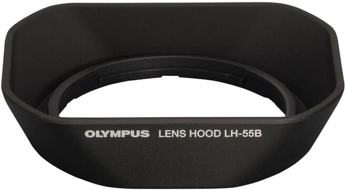Olympus LH-55B Lens Hood Compatible w/ 9-18mm &12-50mm Lens Accessory