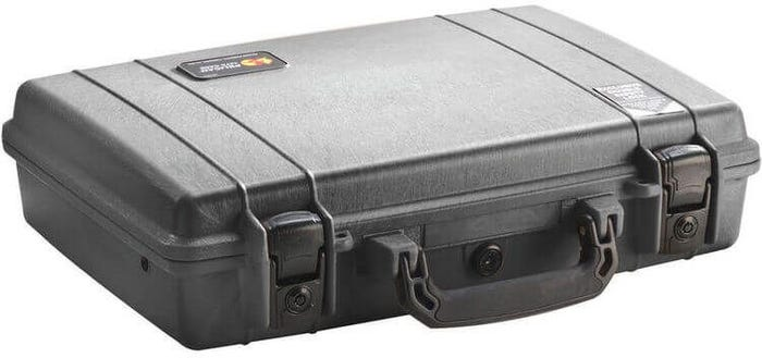 Pelican 1490 Black Case with Foam