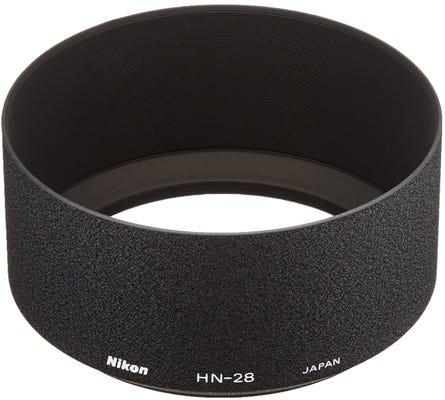 Nikon HN-28 77mm Screw-in Lens Hood