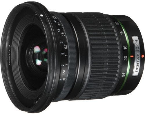 Pentax DA 12-24mm f/4 ED AL IF Wide Angle Lens