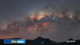 Sony 3 Day Outback Astro Photography Experience