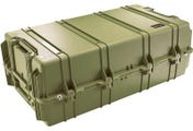 Pelican 1780W Olive Green Weapons Case with Rifle Cut Foam