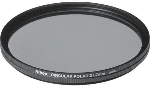 Nikon 67mm Series II Circular Polariser Filter