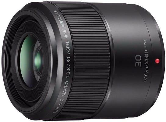 Panasonic Lumix G 30mm f/2.8 Macro Lens