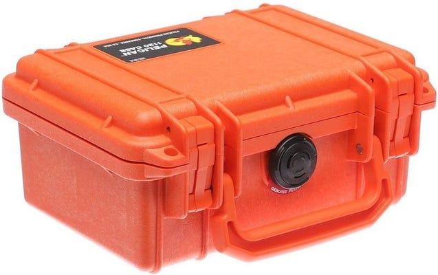 Pelican 1120 Orange Case