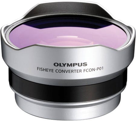 Olympus FCON-P01 Fisheye Converter lens for Micro 4/3rd