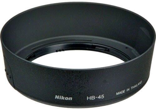 Nikon HB-45 52mm Bayonet Lens Hood