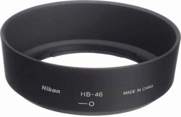 Nikon HB-46 52mm Bayonet Lens Hood