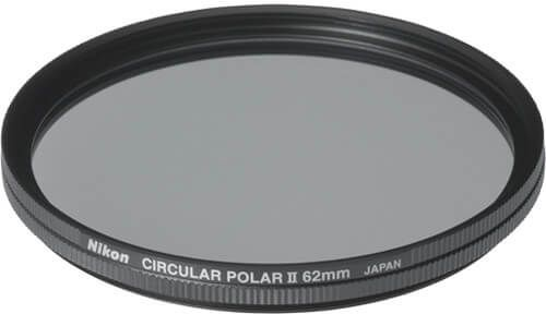 Nikon 62mm Series II Circular Polariser Filter