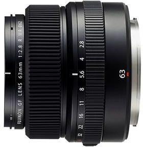 FujiFilm GF 63mm f/2.8 R WR Lens - GFX series