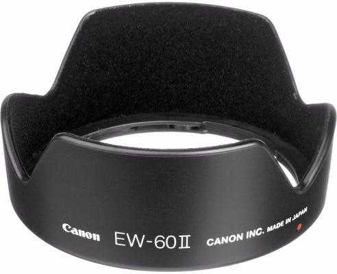 Canon EW60II Lens Hood