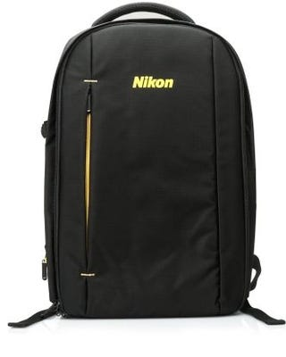Nikon DSLR System Backpack Black