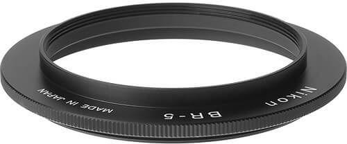 Nikon BR-5 62-52mm Adaptor Ring