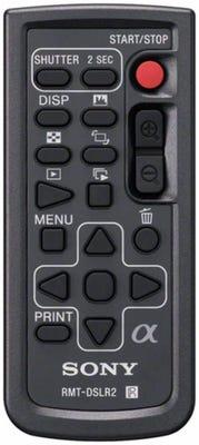 Sony RMTDSLR2 Remote