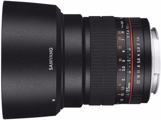Samyang 85mm f/1.4 Canon EOS Full Frame Lens