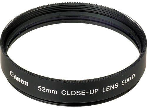 Canon CU52500D Close-Up Lens