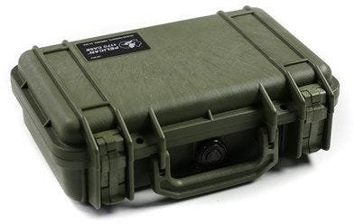 Pelican 1170 Olive Green Case