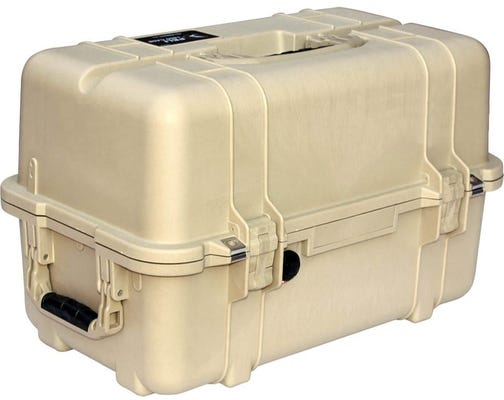 Pelican 1460 Desert Tan Case with Foam