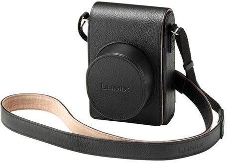 Panasonic Black Leather Case to suit LX100