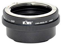 Kiwi Mount Adapter - Nikon G lens - Fujifilm X Camera - LMA-NK(G)_FX