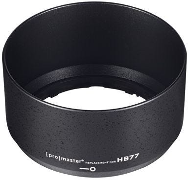 ProMaster Lens Hood - Nikon HB77 (for new 70-300MM AF-P)