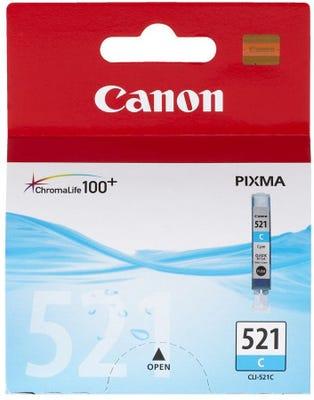 Canon CLI521C Cyan Ink Tank