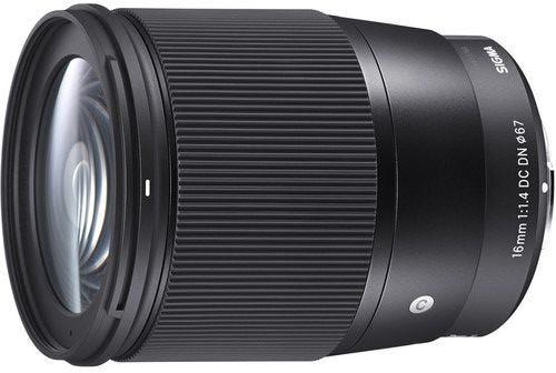 Sigma 16mm f/1.4 DC DN Contemporary Lens - Micro Four Thirds