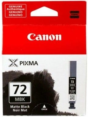 Canon Matte black ink tank for Pixma PRO10