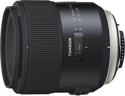 Tamron SP AF 45mm f1.8 Di VC USD Lens - Nikon