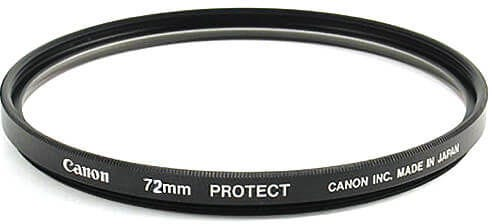 Canon 72REG Regular Filter