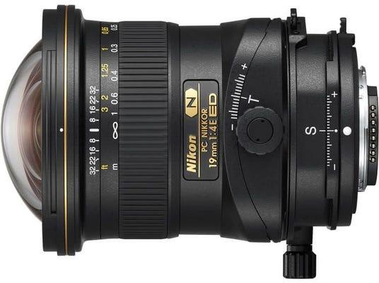 Nikon PC Nikkor 19mm f/4E ED Tilt/Shift Wide Angle Lens