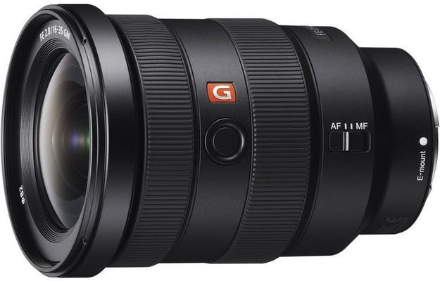Sony 16-35mm f/2.8 GM Wide Angle Lens