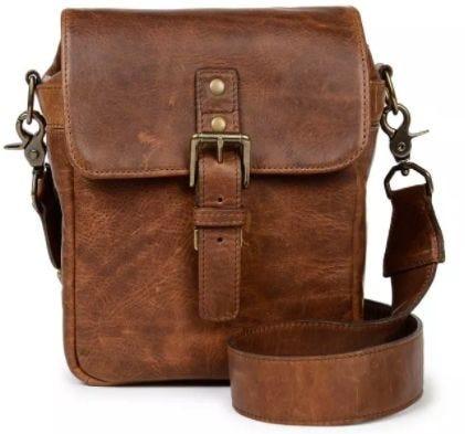 ONA Bond Street Camera Bag Italian Leather - Antique Cognac