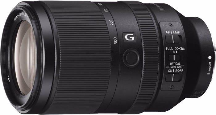 Sony 70-300mm f/4.5-5.6 G Telephoto Zoom Lens