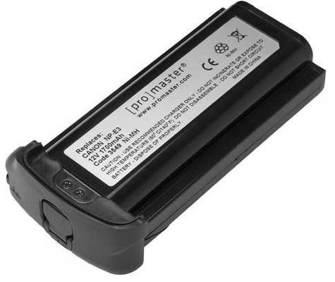ProMaster Canon NP-E3 Battery